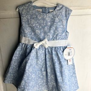 Toddler Floral Dress